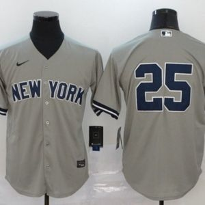 Men's New York Yankees Gleyber Torres Jersey